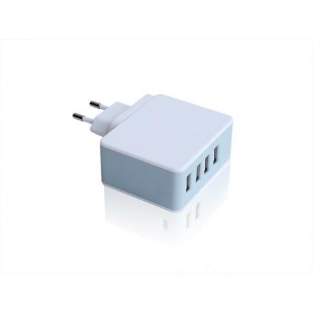 5V 4.8A 4 USB Ports