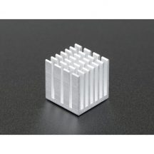 Aluminum Heat Sink for Raspberry Pi 3