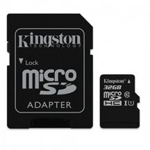 MicroSD card Kingston SDC10 / 32GB