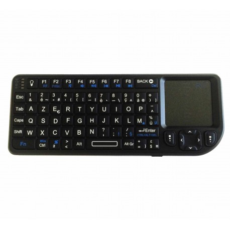 Mini AZERTY keyboard Wireless RIITEK