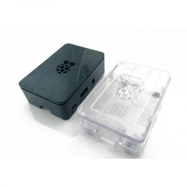 Modular box for Raspberry Pi + B / 2/3