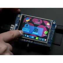 "PiTFT Screen 320x240 2.8 ""TFT touch resistive"