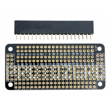 ProtoZero - Prototyping Kit Pi Zero