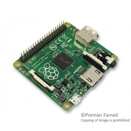 Raspberry Pi Model A + 512MB