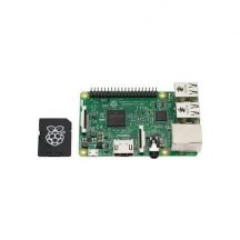 Raspberry Pi Model B 3 with 16GB card preinstalled NOOBS