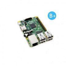 Raspberry Pi Model B + Made In UK