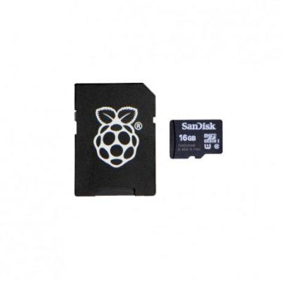 -מיקרו SD נובים 16GB קלאס 10 עם מתאם SD