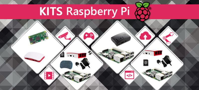banner kits raspberries