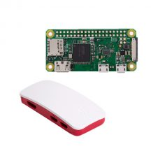 raspberry pi kit + official case