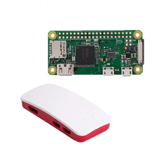 raspberry pi kit + official case