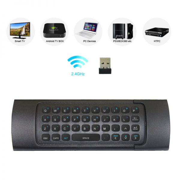 Mini Keyboard-Remote Control Air Mouse
