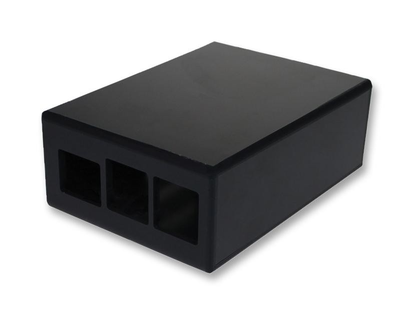 image Case For Microstack Piface And Raspberry Pi