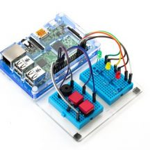 image Breadboard To Pibow