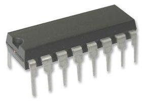 image Microchip - Mcp3208-Ci / P - A / D converter 12 Bits