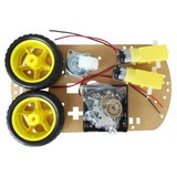 image Cars Chassis Robot 2WD