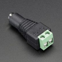 image Female Adapter DC-Jack 2.1mm