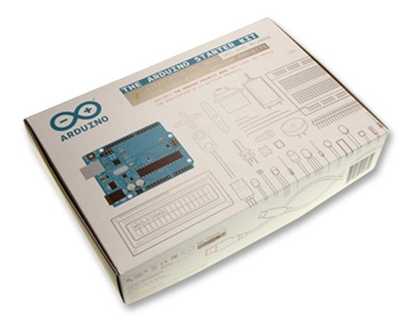 image Kit Start With Arduino Uno Card