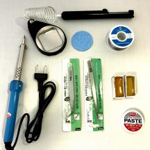 image Soldering Iron Kit Complete