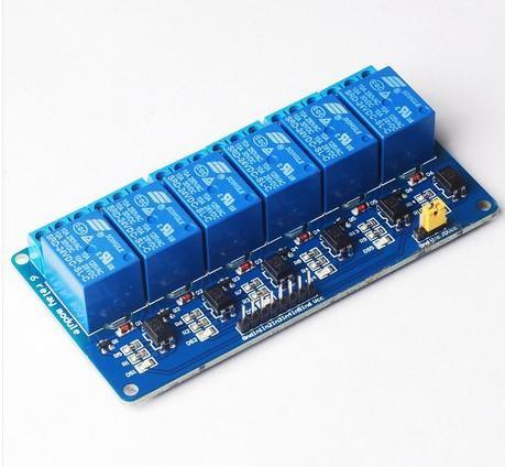 image Module Relais 6 Channels