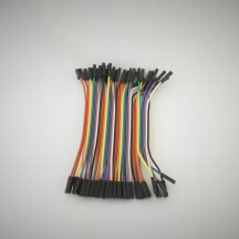 image Jumper Wire Cable 40pin Female-Female 10Cm