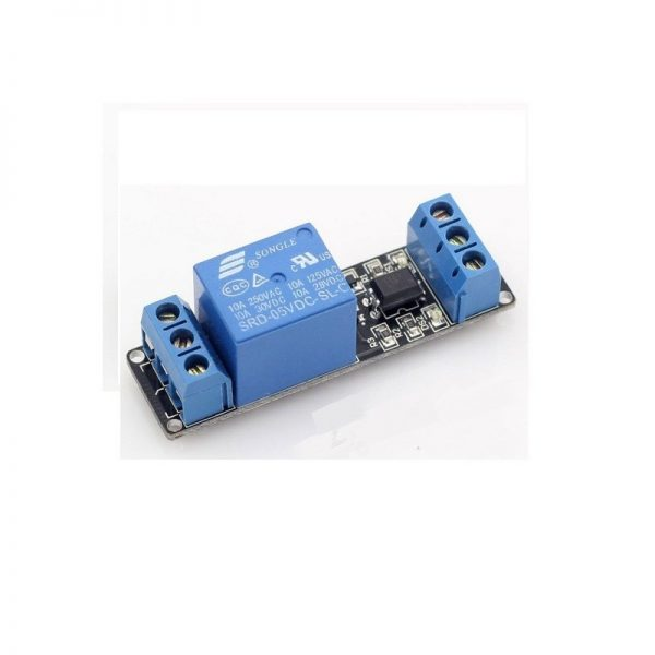 image Module 1 Relay With Coupling Optics 5V