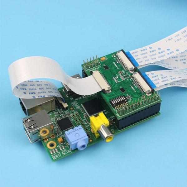 image Multi Camera Adapter For Raspberry Pi