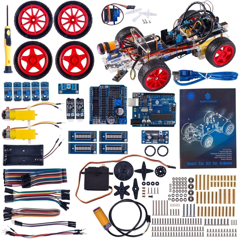 image Smart Car Kir Arduino