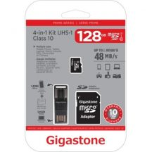 image Micro SDXC card Uhs-1 128GB 4 In 1