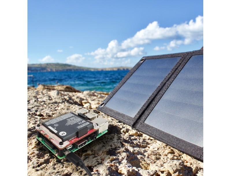 image Pijuice Solar panel - 12Watt