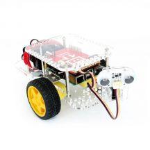 image From Distance Sensor Robot