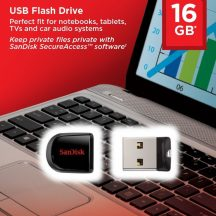 image Sandisk Cruzer Fit USB key 16GB