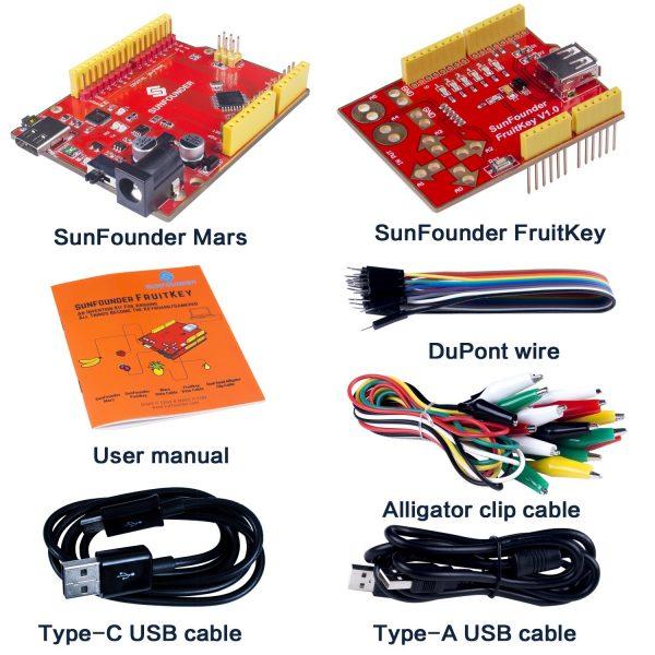 image Fruitkey Usb Kit