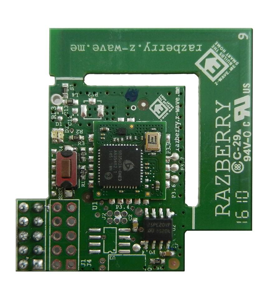 image On Extension Razberry V2 Z-Wave.Me Map