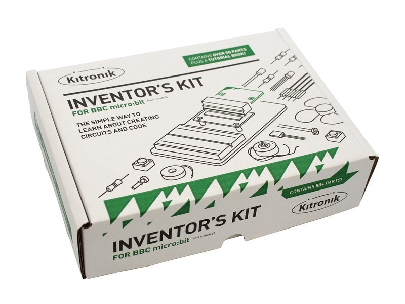 image The Inventor Kit for Micro: Bit