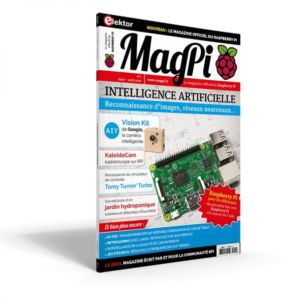 image MAGPI No. 1 (March-April 2018) In French