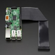 image Downgrade GPIO Ribbon Cable For Raspberry Pi Model B + 40P To 26P