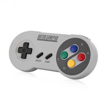 image of Handcuffs 8BitDo SFC30 Bluetooth