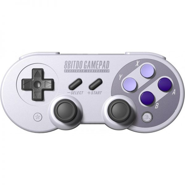 image of Manette 8BitDo SNES30 Pro Bluetooth