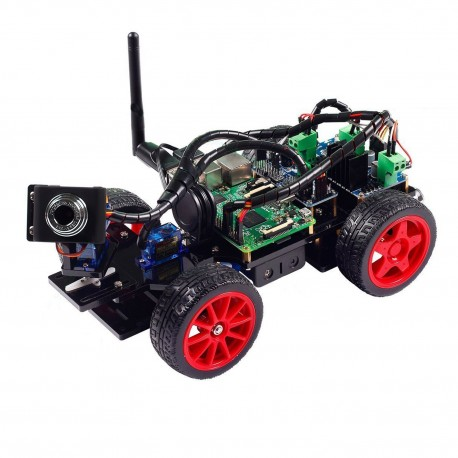 image of Smart Video Car pour Raspberry Pi