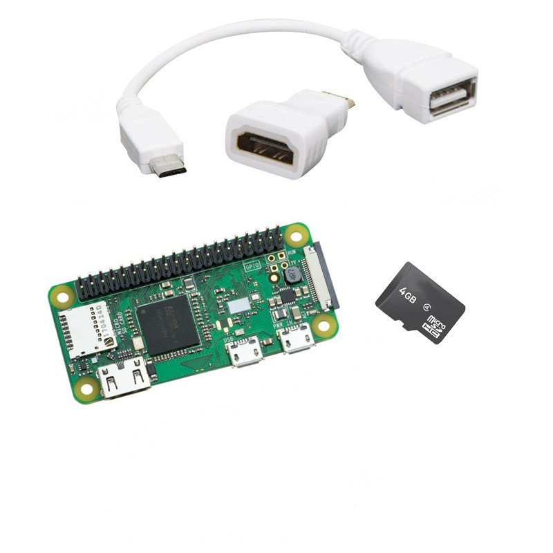 image of Kit Pi Zero WH budget
