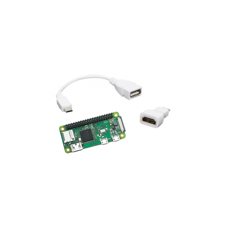 image of Kit Pi Zero WH essentiel