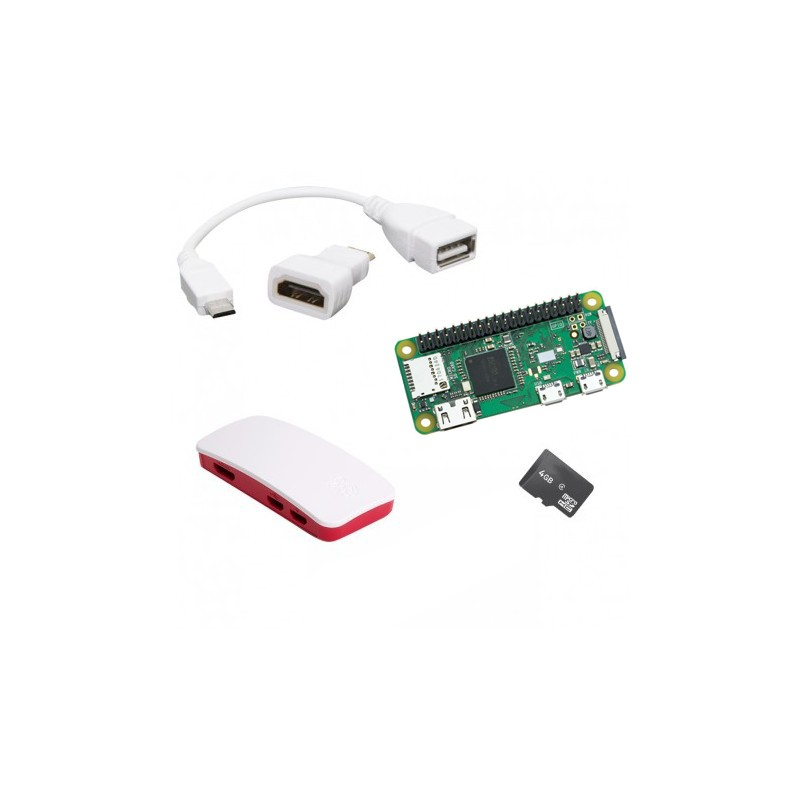 image of Kit Pi Zero WH plus