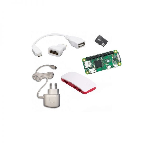 image of Kit Pi Zero WH starter