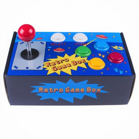 image of Retro Game Box DIY Raspberry Pi