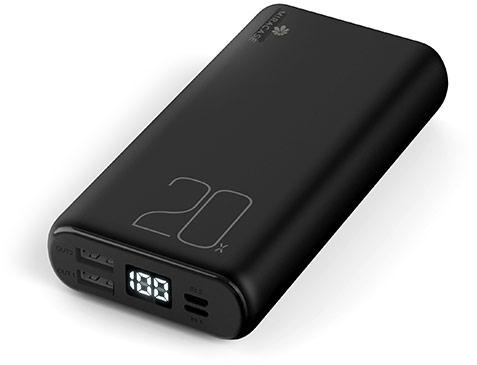 Miracase 20000mAh PowerBank USB